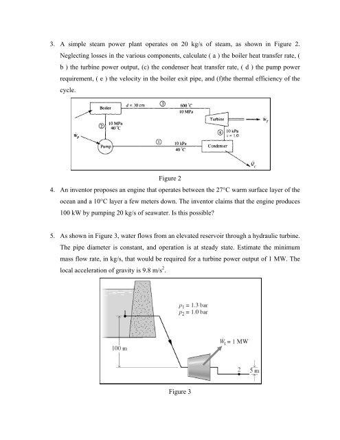 3  A simple steam power p
