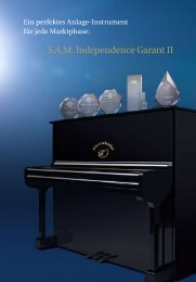 S.A.M. Independence Garant II