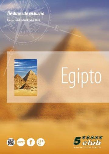 seleccion ofertas egipto - 5 Estrellas Club
