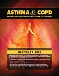 Asthma & COPD - CMEcorner.com
