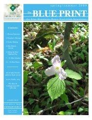 BLUE PRINT - Blue Mountains Bruce Trail Club