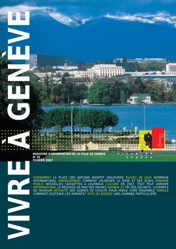 Télécharger - Ville de Genève