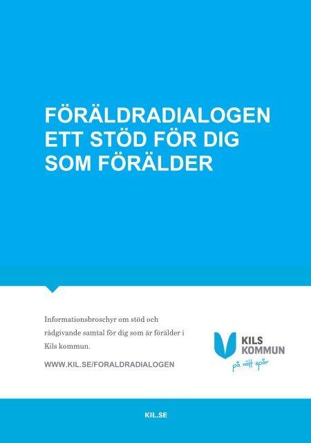 Klicka här för att läsa informationsbroschyr om föräldradialogen - Kil