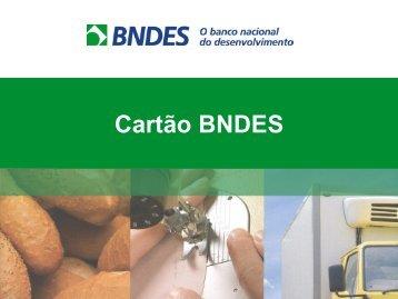 Cartão BNDES - Evolução - Abde