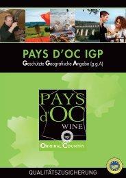 Mise en page 1 - Pays d'OC IGP