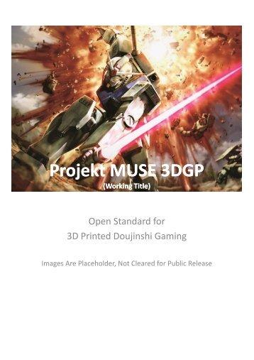 Projekt MUSE 3DGP Projekt MUSE 3DGP - Index of