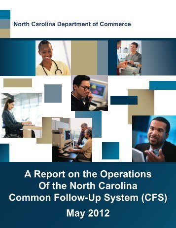 2012 Common Follow-Up System Operational Report