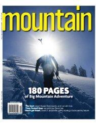 Mountain - Winter 2013 - Timbers Resorts