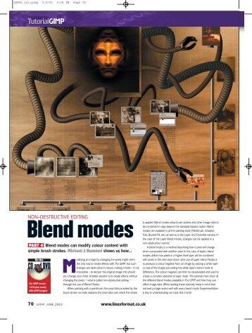 Blend modes - Linux Ink
