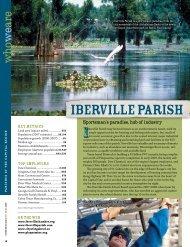 iberville Parish - Baton Rouge Area Chamber