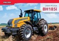 VT LINHA PESADA BH185i.indd - Kato Tratores