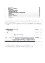 Méthode de détermination de l'indice de suie - Heil Metalle GmbH