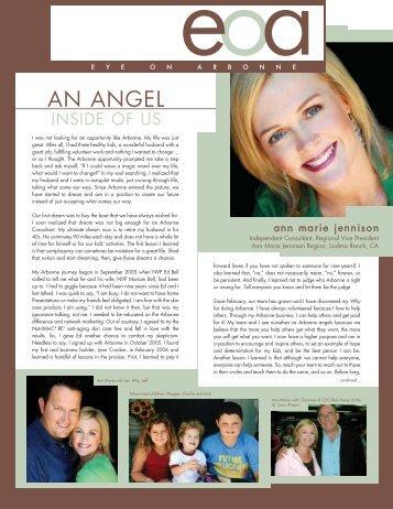 AN ANGEL - Arbonne