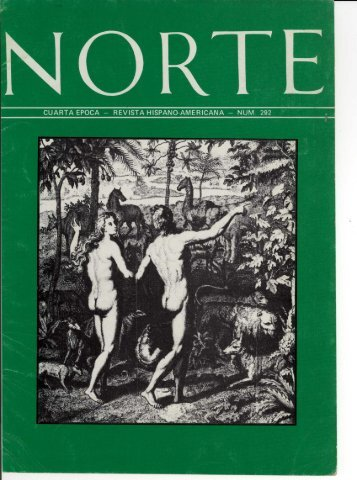 cuarta epoca - revista hispano-americana - num. 292 - Frente de ...