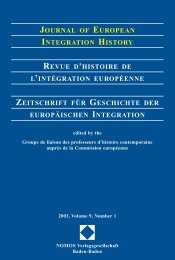 2003, Volume 9, N°1 - Centre d'études et de recherches ...