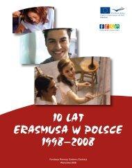10 lat programu Erasmus w Polsce 1998-2008.pdf
