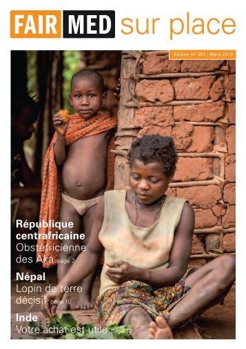 Magazine Nr. 201 Mars 2013 - Fairmed