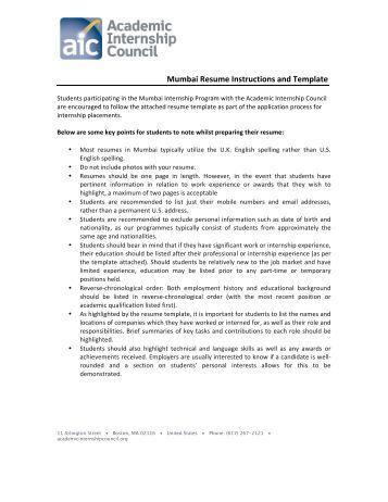 operator resume template jibs
