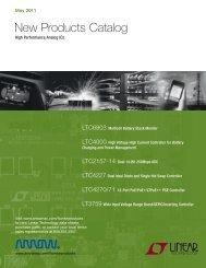 New Products Catalog - Arrow Electronics