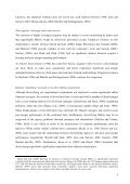 The long-term operating performance of European mergers and ... - Page 7