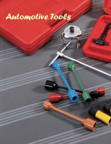 Automotive Tools - Electronic Fasteners Inc
