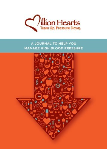 My Blood Pressure Journal - Million Hearts