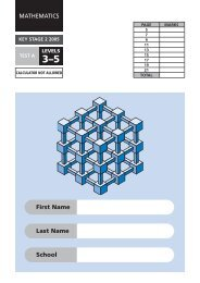 Level 3 - 5 Test A