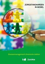 Diseasemanagement chronische ziekten ... - Vilans