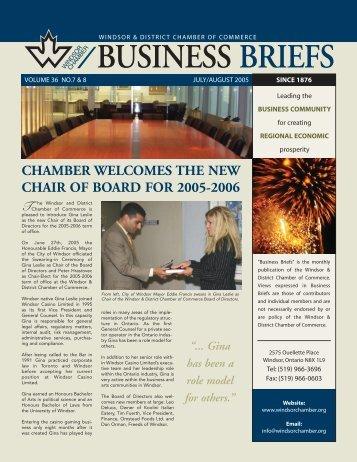 Business Briefs July.. - Wincom.net