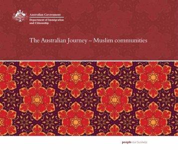 The Australian Journey - Muslim Communities - Community ...
