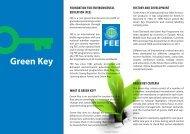 Green Key - Deutsche Gesellschaft für Umwelterziehung