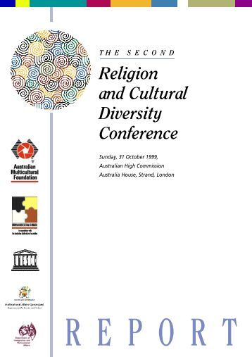 diversification religion australia Religious diversity: some implications for monotheism by rita m gross coming to terms with genuine pluralism is the most important agenda facing religious leaders.
