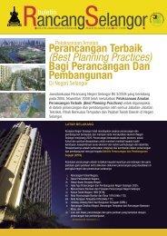 1. Bulletin Rancang Tahun 2008 - JPBD Selangor