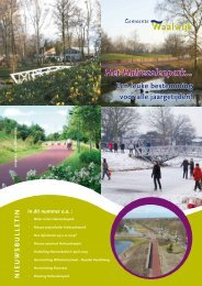 Het Halvezolenpark... - Gemeente Waalwijk