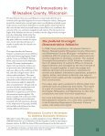 Pretrial Innovations: Supporting Safety and Case Integrity - Batterer ... - Page 3