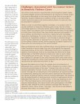 Pretrial Innovations: Supporting Safety and Case Integrity - Batterer ... - Page 5