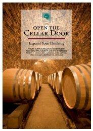 Cellar Door - LGMA (SA)