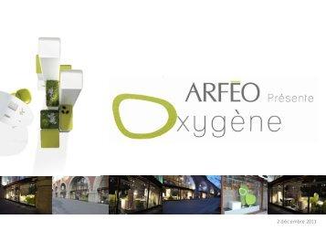 2 décembre 2011 - Arféo Buroform