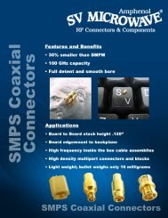 SV Microwave SMPS Coaxial Connectors Selector Guide.pdf