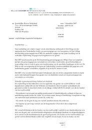 verplichtingen mbt registratie hotelgasten - College bescherming ...