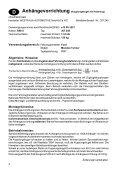 Ford Mondeo Turnier D Montage- und Betriebsanleitung Návod k ... - Page 2