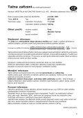 Ford Mondeo Turnier D Montage- und Betriebsanleitung Návod k ... - Page 5