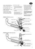 Ford Mondeo Turnier D Montage- und Betriebsanleitung Návod k ... - Page 7