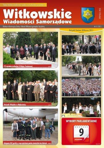 WWS 9-2011 - Witkowo