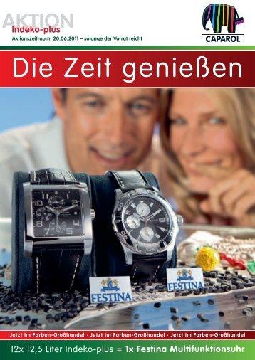 AKTION Indeko-plus - Weinhardt & Just
