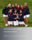 Curtis Cup Match - USGA - Page 2