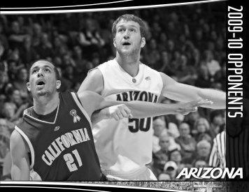 Complete Release in PDF Format - University of Arizona Athletics