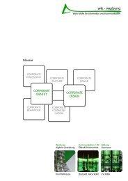 Corporate Identity - Design - wik-werbung