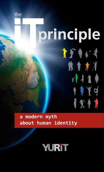 a modern myth about human identity - yurit.