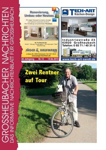 Großheubacher Nachrichten Ausgabe 12-2013 - STOPTEG Print ...